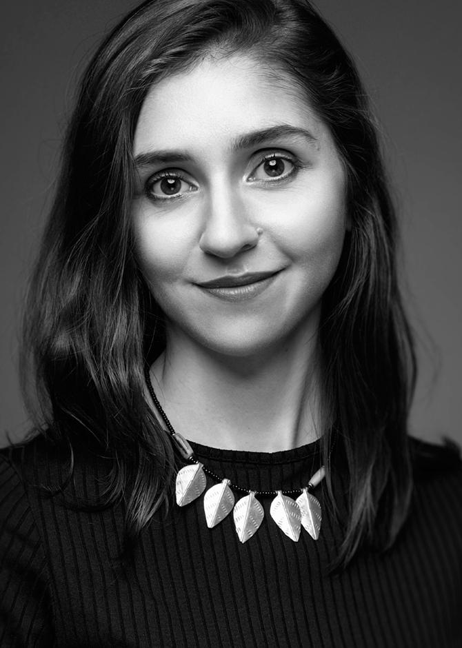 Portrait de Maria - Chef de projet traduction