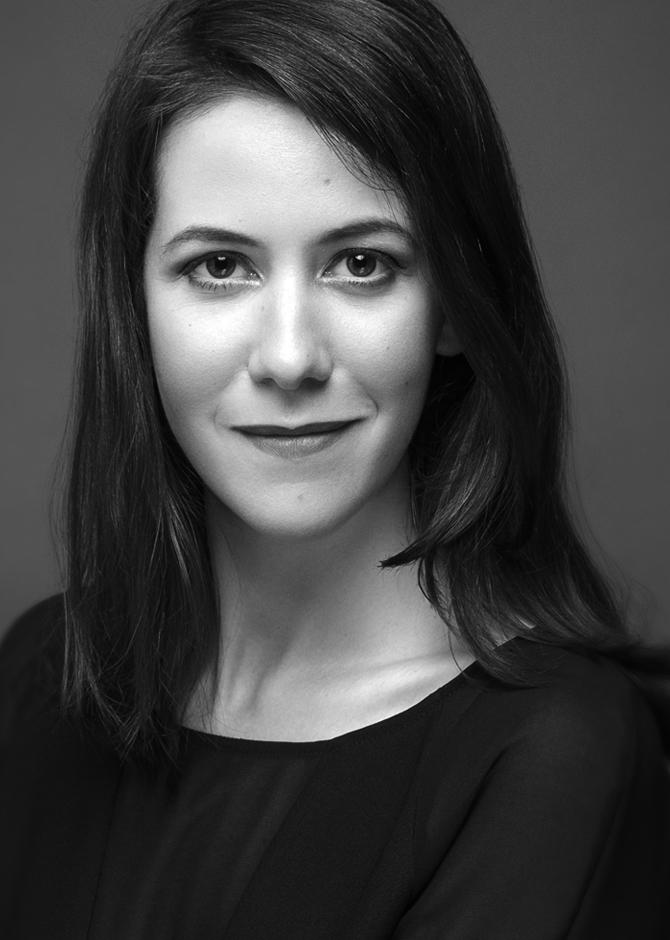 Portrait de Clémence - Chef de projet traduction
